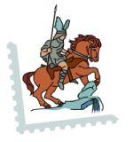 Logo Briefmarkengilde-Wittekind e.V.